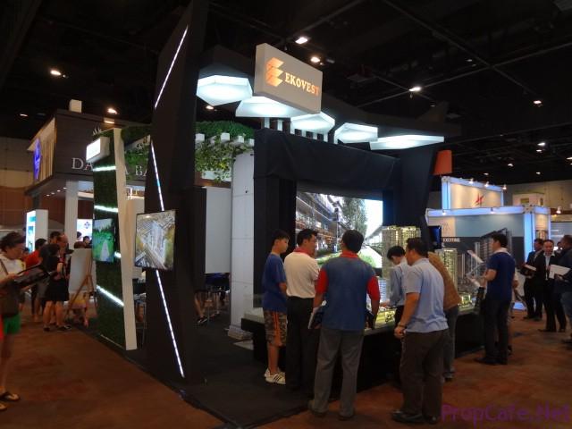Ekovest Booth