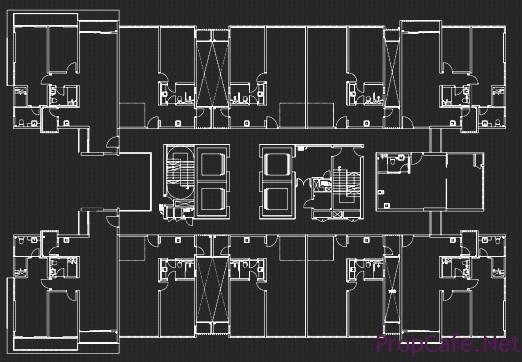 Tower E - Floor Plan