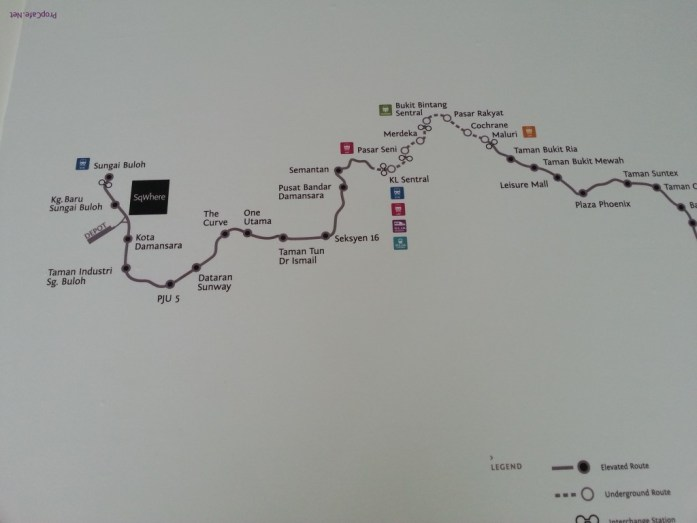 SqWhere - LRT Line