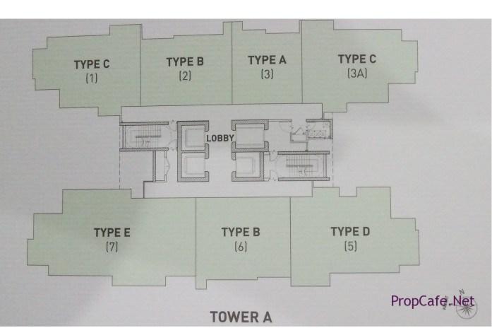 Astoria Ampang Floorplan