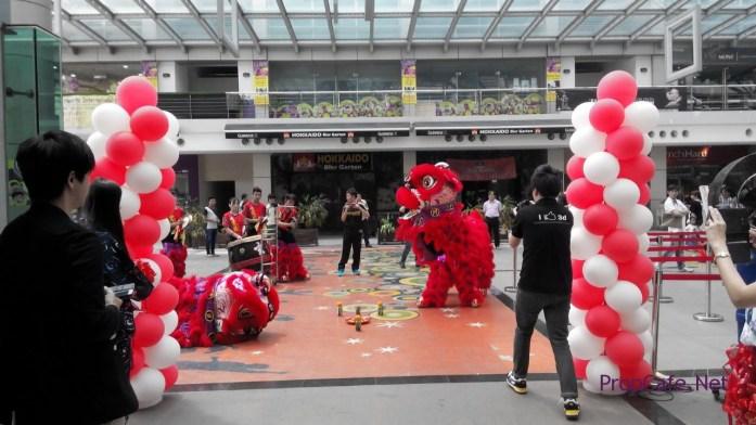 Ohako Opening Ceremony 23 Jan 2015 Propcafe