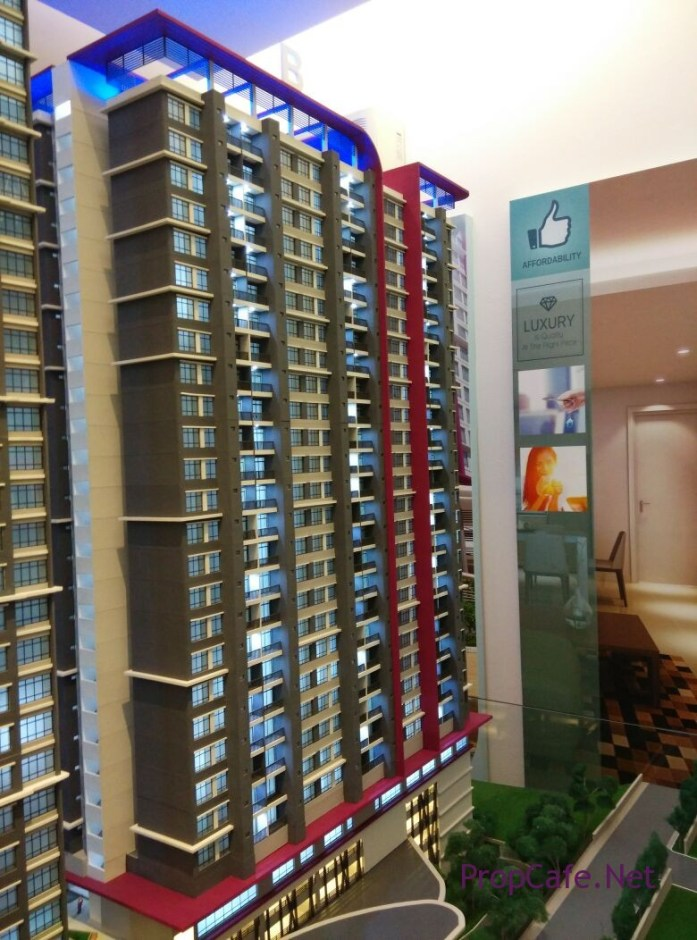 Casa Green Bukit Jalil Block B (South Facing)