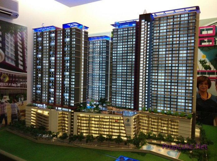 Casa Green Bukit Jalil Overall (Front Facing Kesas Highway)