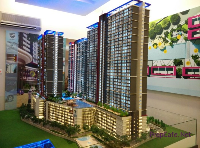 Casa Green Bukit Jalil Overall Model