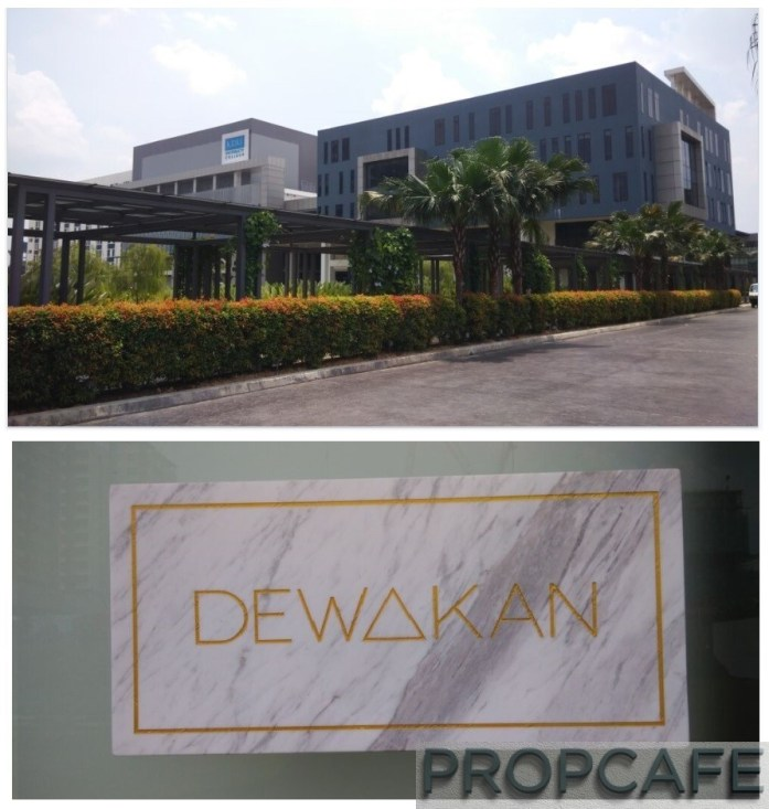 11. Utropolis Campus and Dewakan