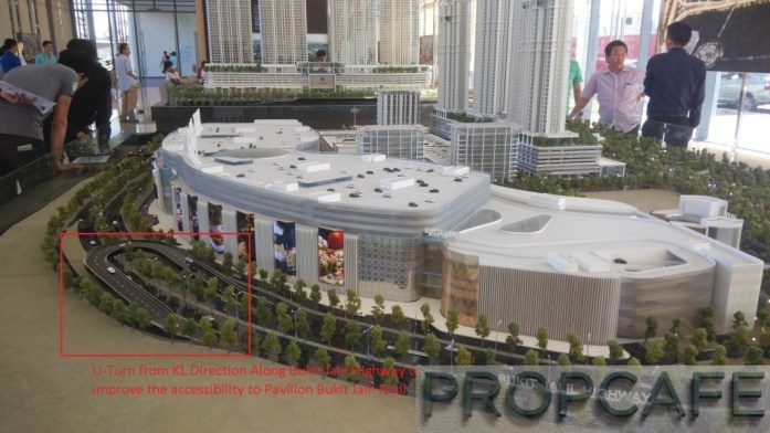 3. Pavilion Bukit Jalil Mall