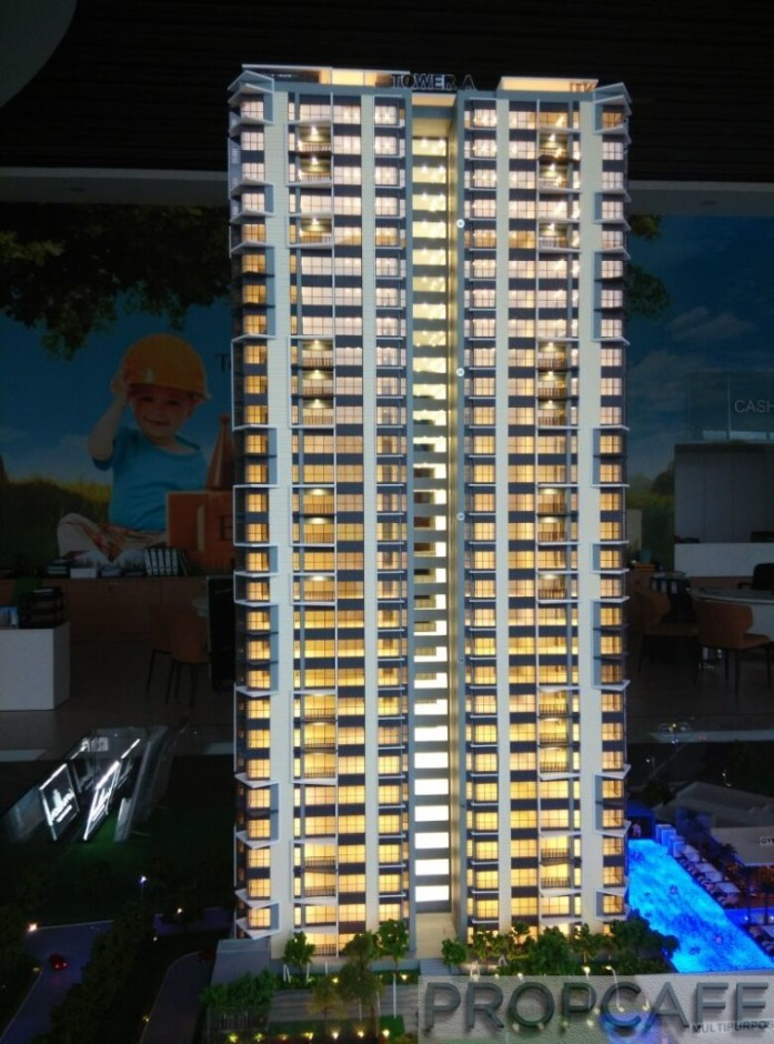 Le Pavillion Puchong Scale Model 09