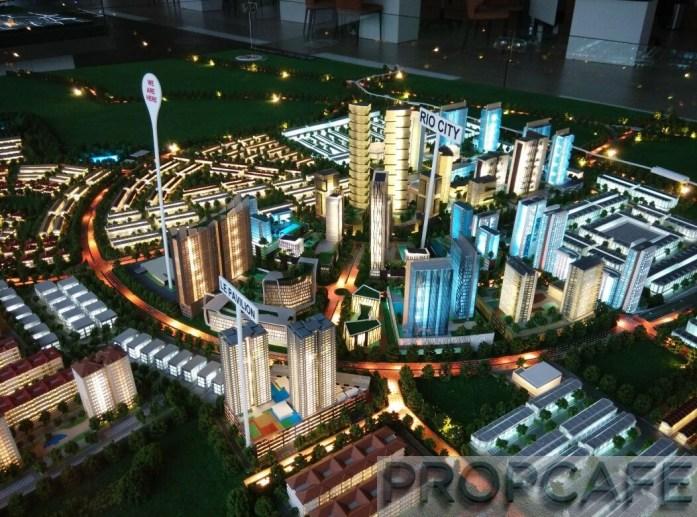 Le Pavillion IOI Rio City Puchong Scale Model 04