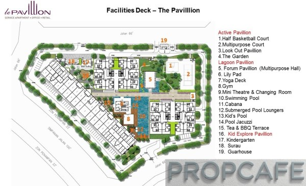 le_pavillion_bandar_puteri_puchong_facilities_plan