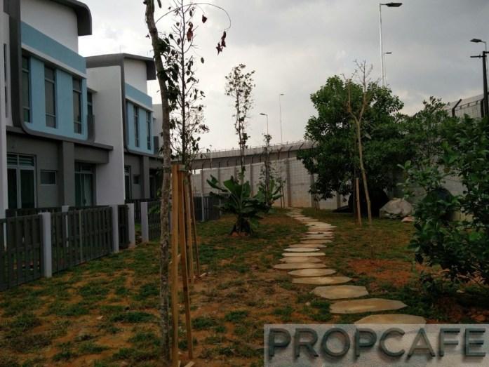 Setia Eco Glades Landscape