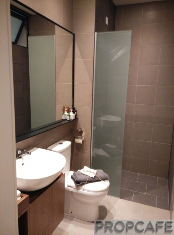 Sunway Gandaria Type B 1157sf Bathroom 2