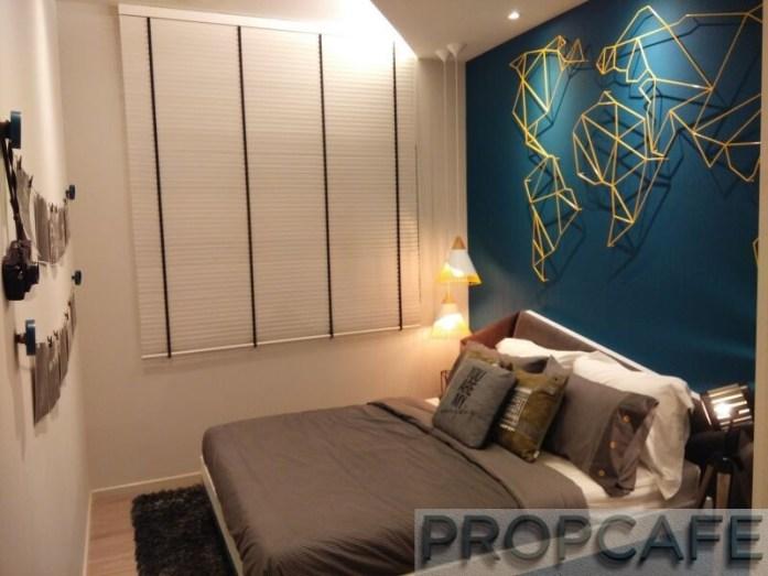 Sunway Gandaria Bangi Type B 1157sf Bedroom 2