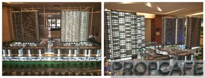 Conezion Scaled model facade