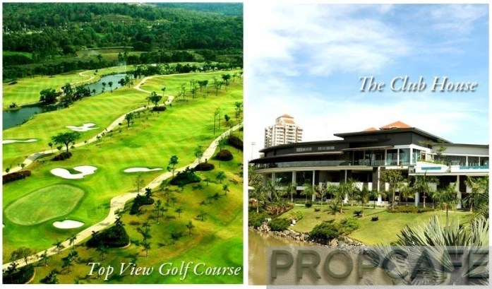 palm garden golfcourse and clubhouse