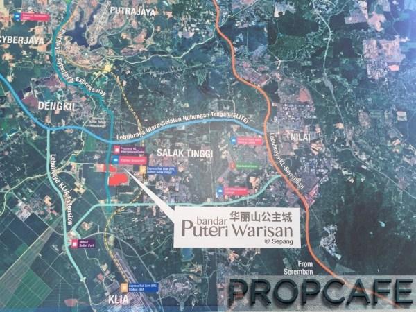 Bandar_puteri_warisan_map