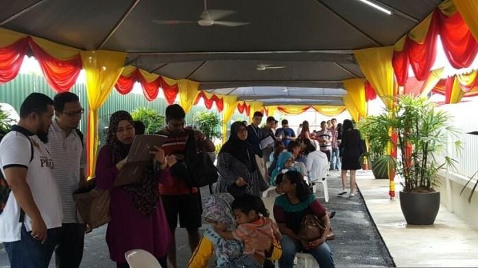 Avista Bandar Puteri Warisan Launching 01