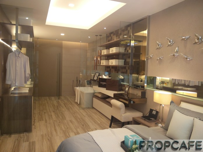 Hampton Damansara Show Unit Room
