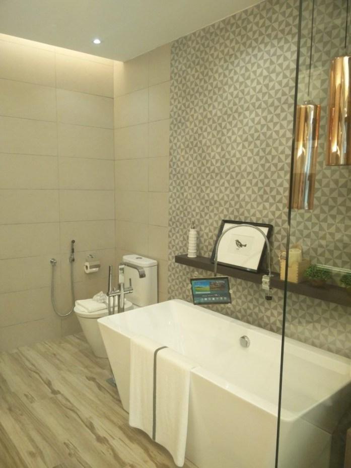Hampton Damansara MBR Toilet