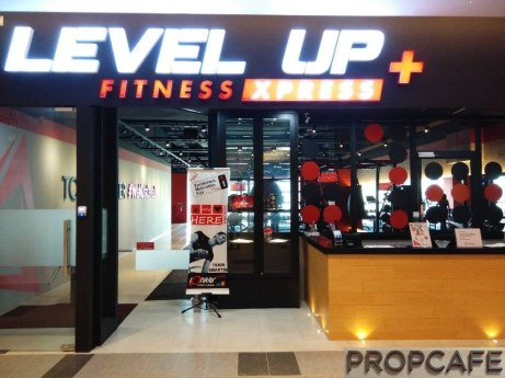 Level Up Fitness Express
