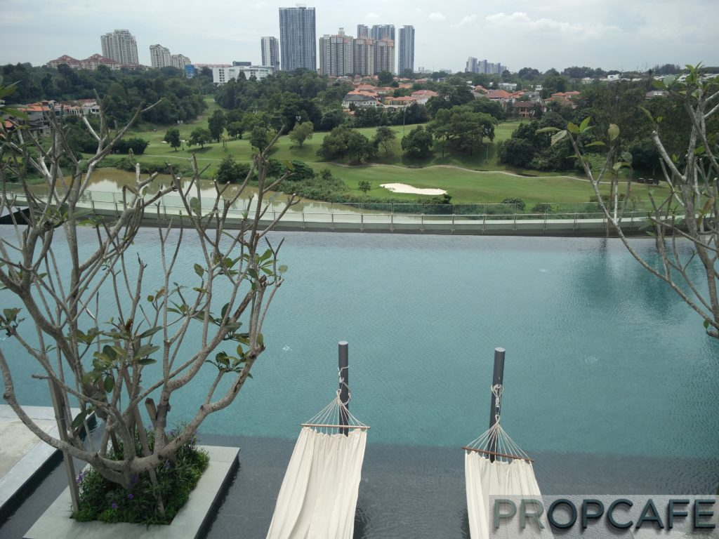 PROPCAFE 360 Degree View : Arnica Service Residences - Tropicana Gardens @ Kota Damansara by Tropicana Corporation
