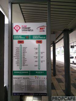 Surian Station!