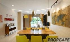 Bandar Rimbayu Penduline Type C Dining Hall