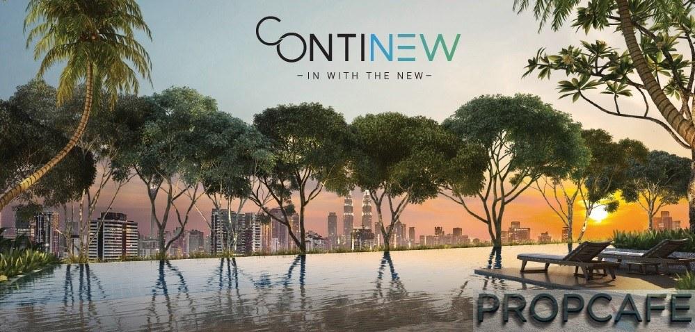 PROPCAFE Review: Continew @ Jalan Tun Razak by Ibraco