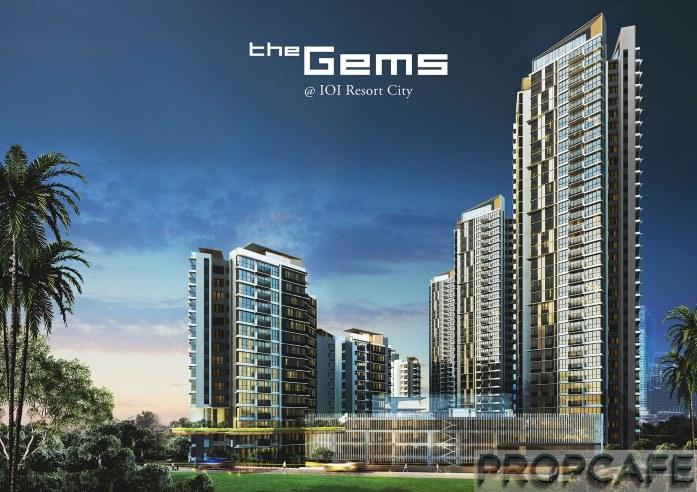 The Gems IOI Resort City