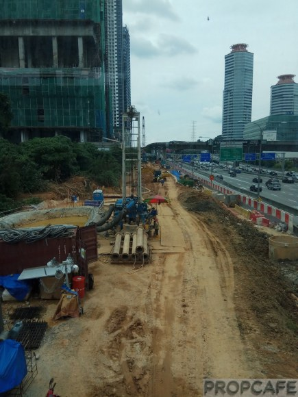 SPE heading into Bangsar South