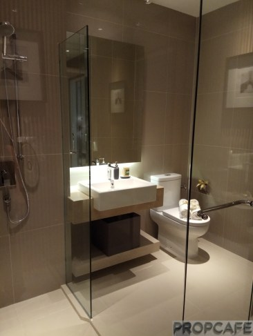 SouthLink TypeE showunit Bathroom