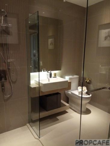 SouthLink TypeE showunit Bathroom