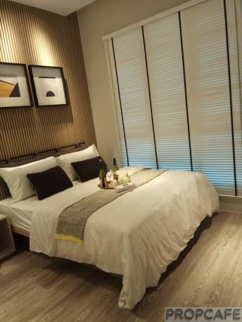 SouthLink TypeE showunit Bedroom