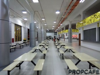 DBKL Taman Segar Multi Storey Car Park Food Court