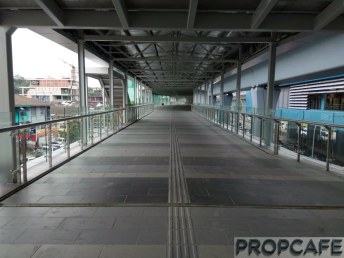 EkoCheras MRT Link Bridge 4