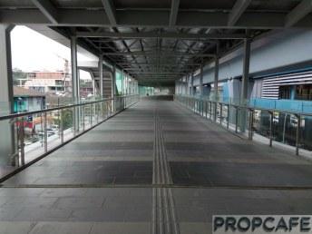 EkoCheras MRT Link Bridge 4
