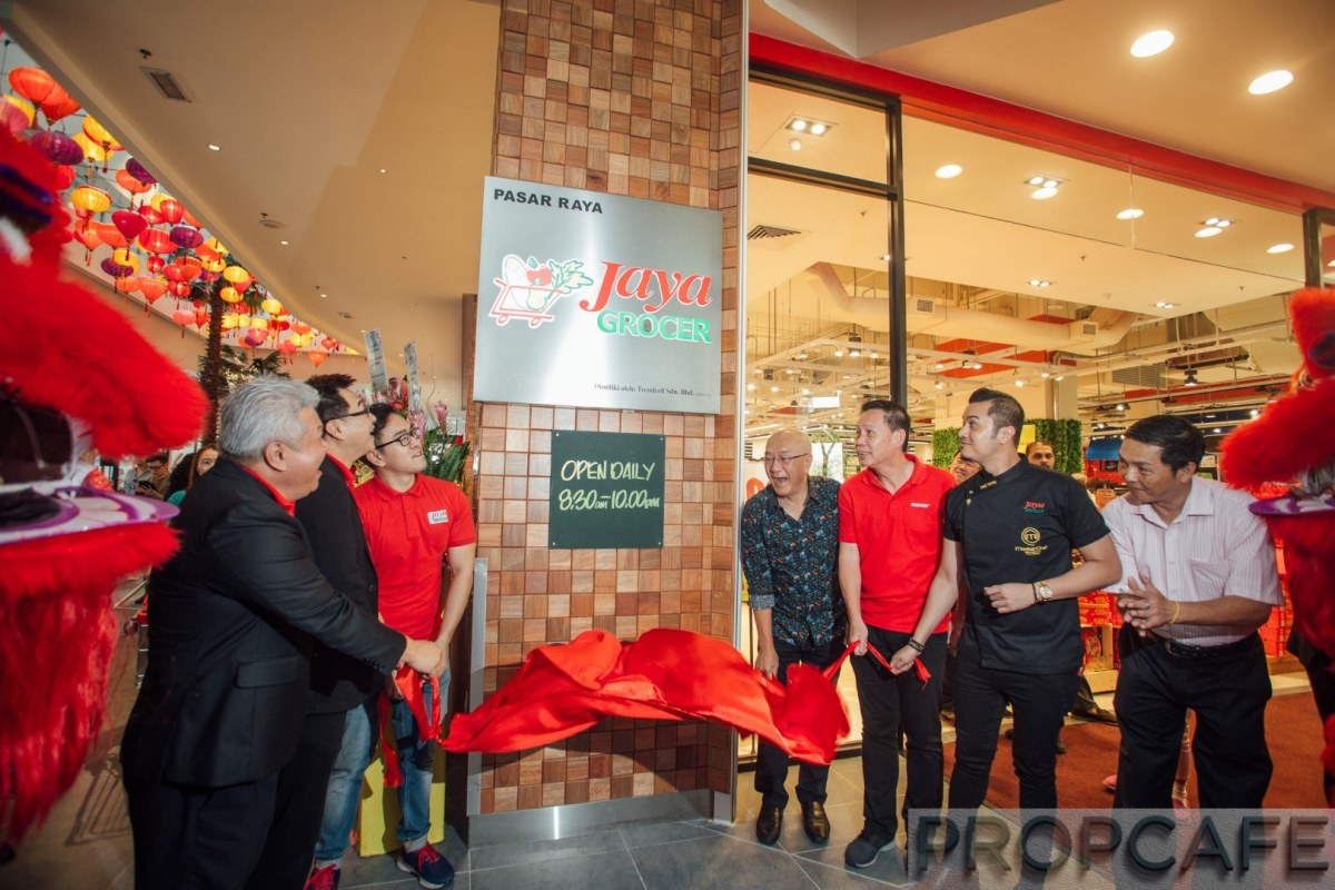 PROPCAFE™ News : First Jaya Grocer Johor Outlet in Sunway Citrine at Sunway Iskandar