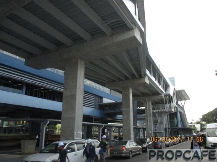 EkoCheras MRT Link Bridge Photo 4