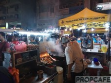 Taman Segar Night Market