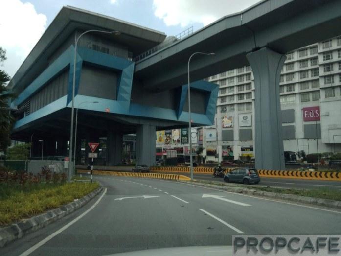 Aster Residence MRT Taman Connaught
