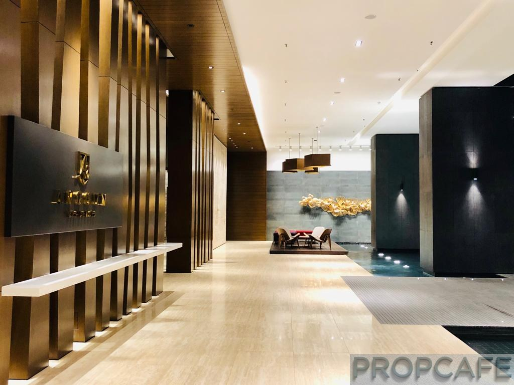 PROPCAFE™ 360 Degree View: Anggun Residences @ KL City Centre