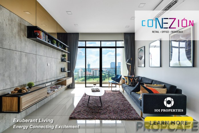 Conezion Residences @ IOI Resort City by IOI Properties