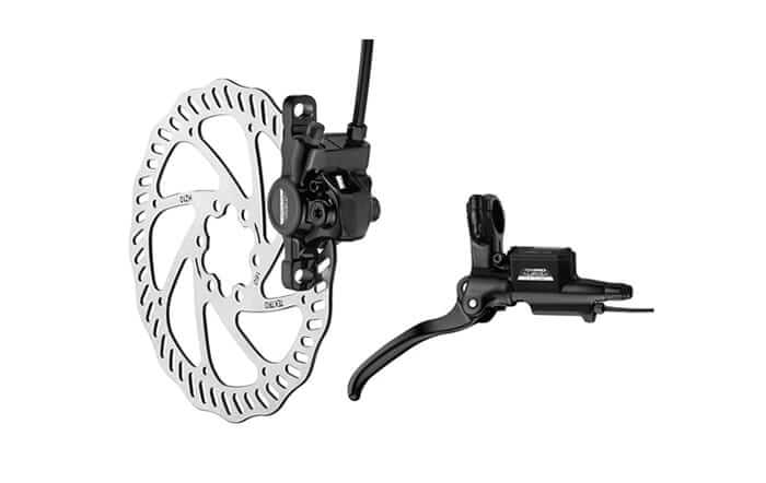 Tektro Auriga E-Comp E-bike Brake HD-E500