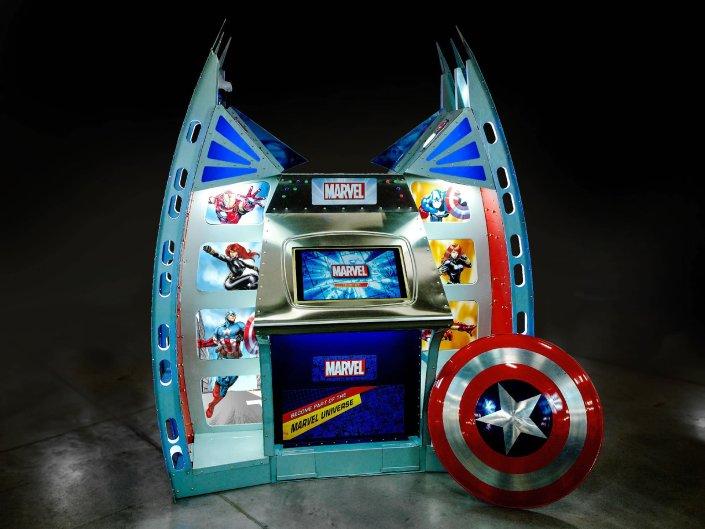 3D+ME Marvel 3D scanner.