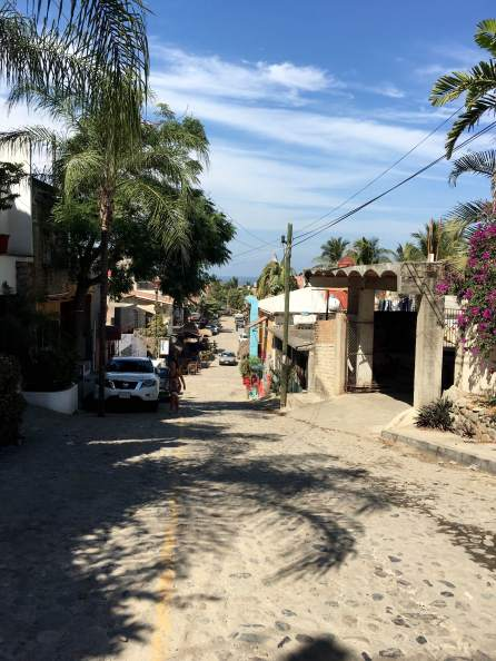 Hills of Sayulita Mexico, perfect for your honeymoon