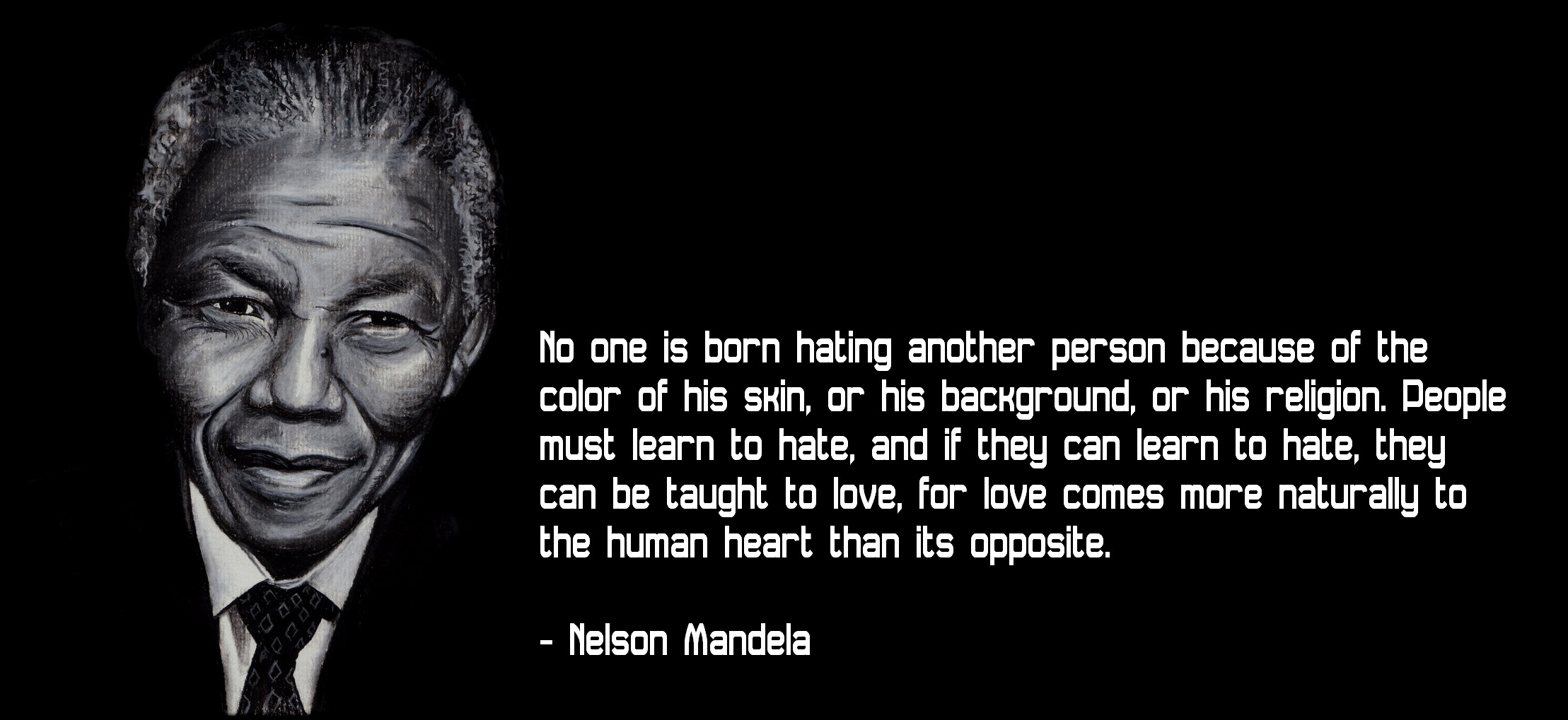 Quotes About Racism Deep Thought Provoking Quotes About Racism Picture