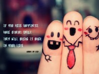 Miss Happiness?