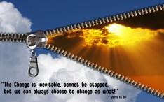 Choice of Change