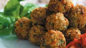 Italian Eggplant Meat Balls