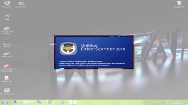 uniblue driver scanner 2018 crack