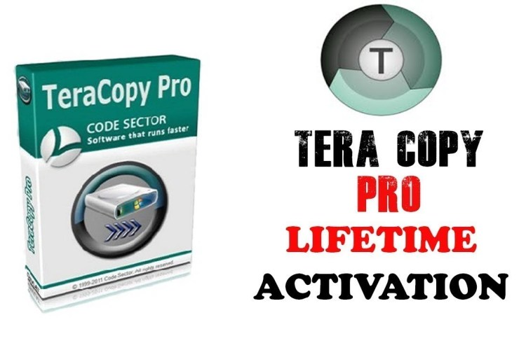 TeraCopy Pro 3.26 / 3.3 Beta with Key